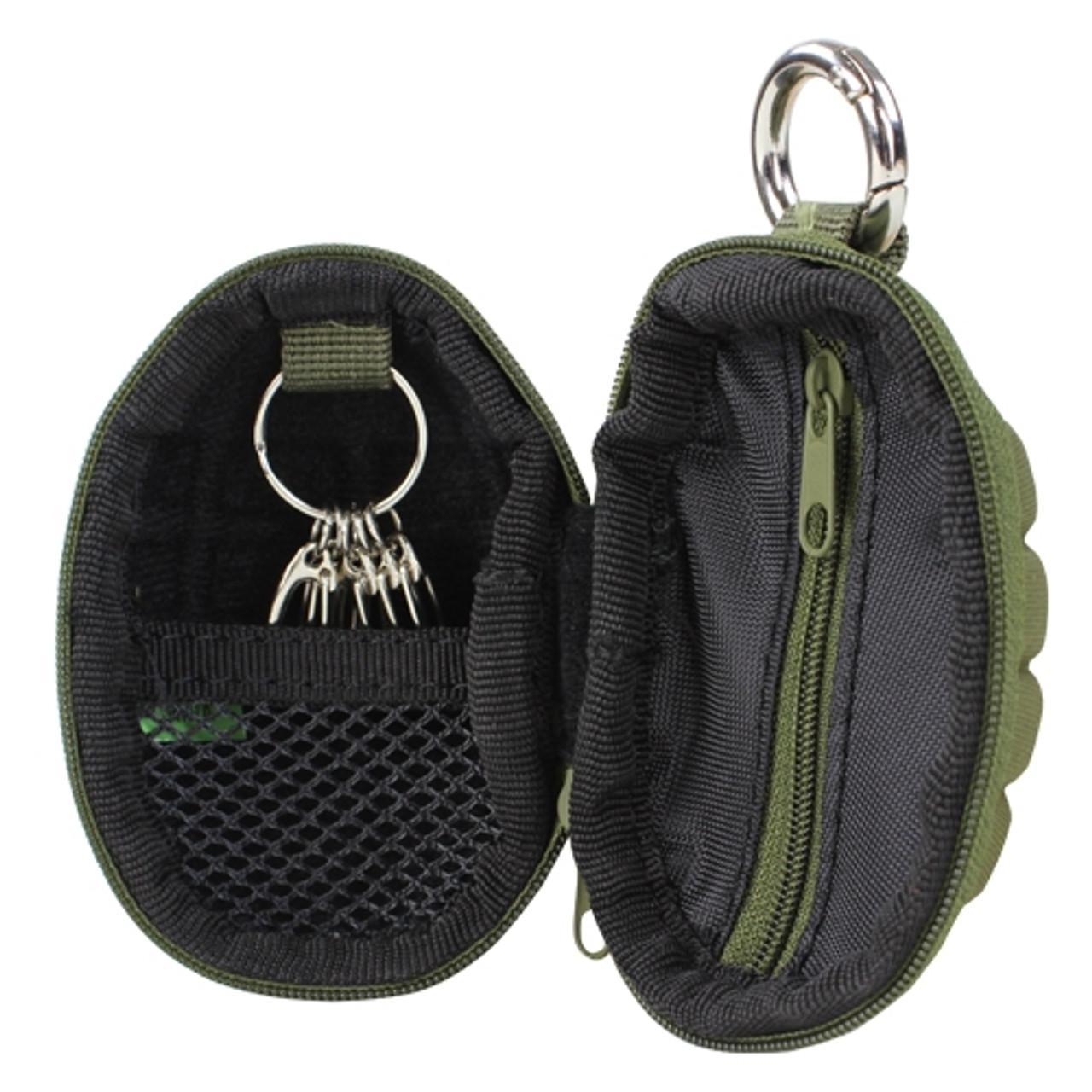 Condor Grenade Key Chain Pouch-OD