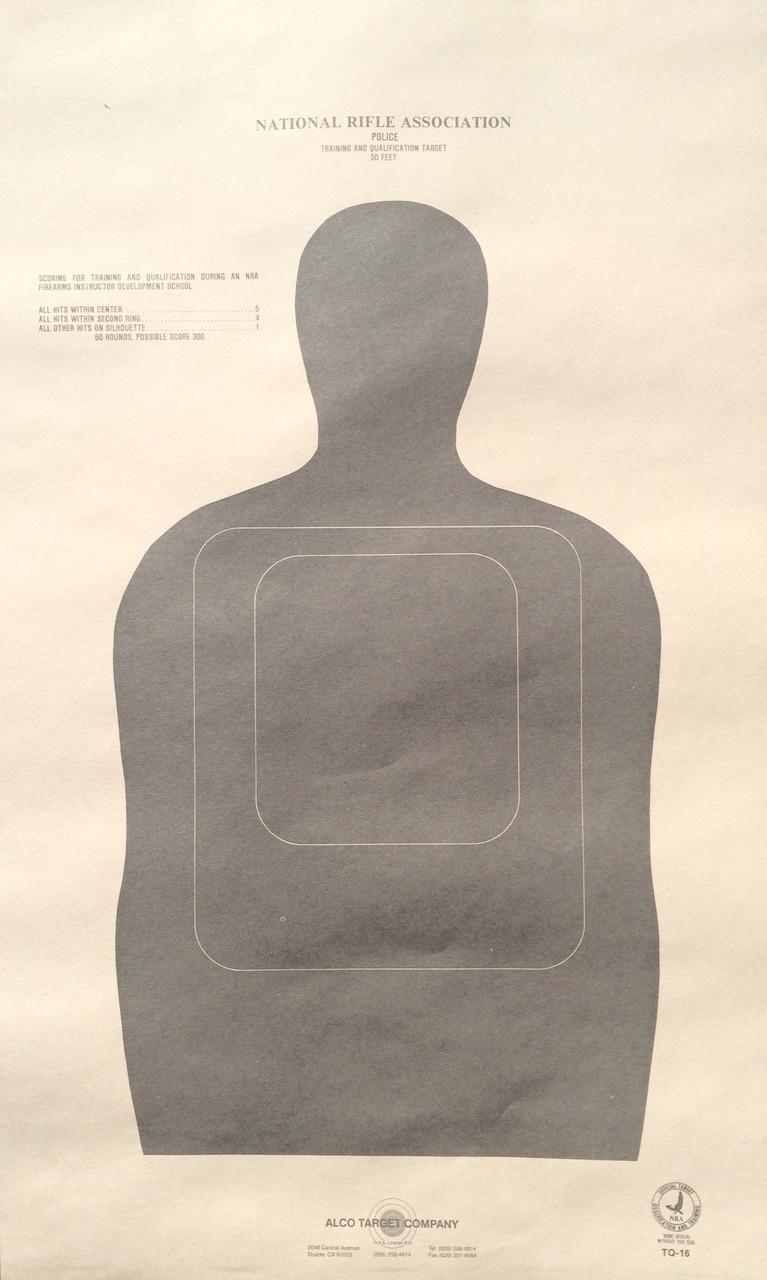 TQ-16 Shooting Target