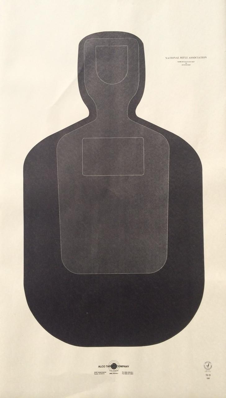 TQ-19 Shooting Target