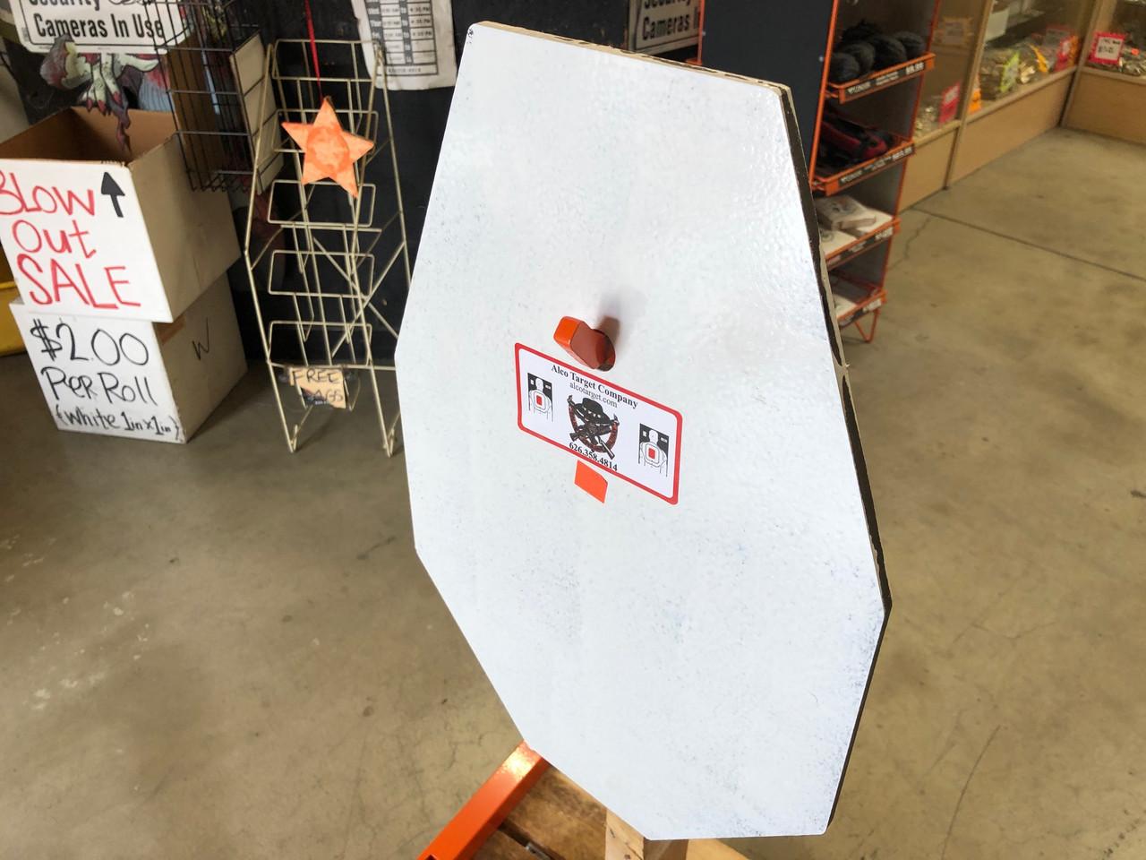 Shooting Steel Shooting Target, Pineapple Plate Large