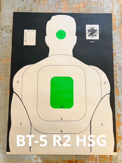 BT-5 VARIETY 10 PACK (100 TOTAL TARGETS)