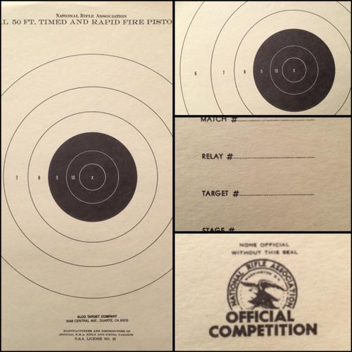 B-3 Shooting Target