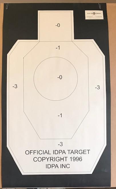 IDPA - PAPER TARGET