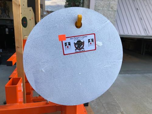 """12"""" Round Steel Shooting Target Plate"""