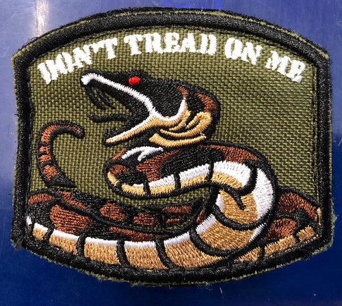 DON'T TREAD ON ME PATCH - OD