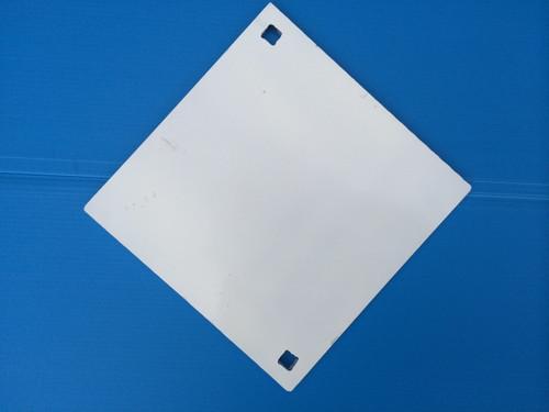 "Shooting Target Plate 10"" Square AR Steel Plate"