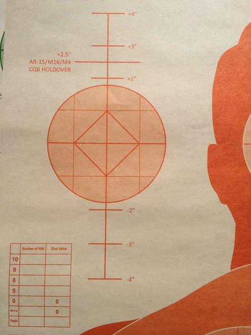 BT-5 SO RPD Shooting Target