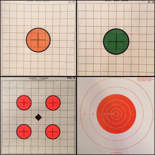 OG Shooting Target Variety Pack