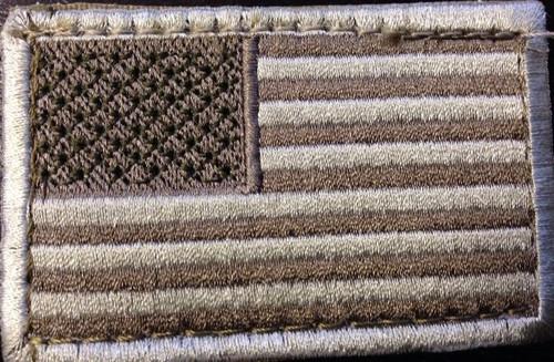 CONDOR (230) Desert Flag Patch