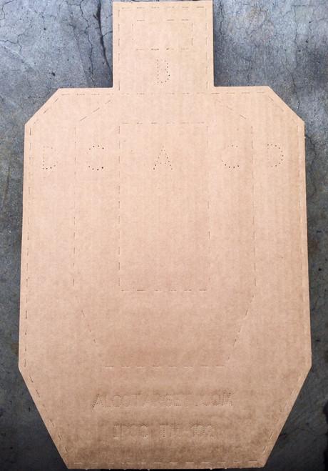 Mini IPSC Shooting Target