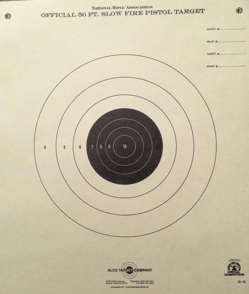 B-2 Shooting Target