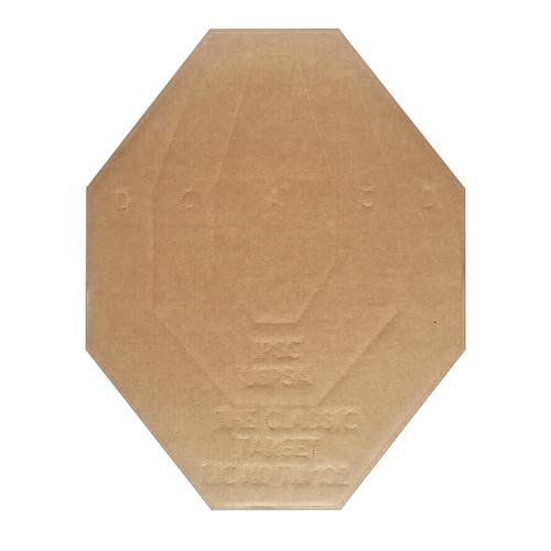 IPSC/USPSA Cardboard Classic Shooting Target