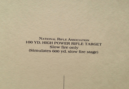 MR-31 Shooting Target