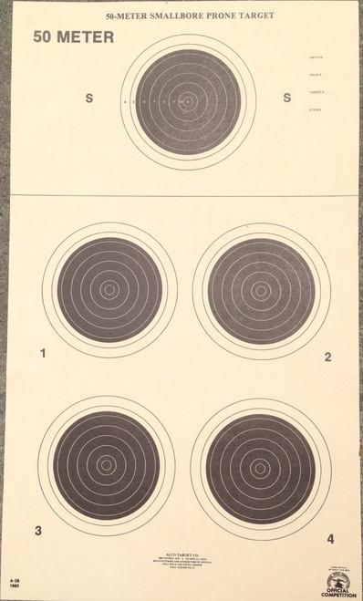 A-26 Shooting Target