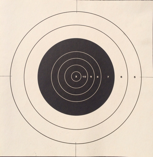 MR-31C Shooting Target