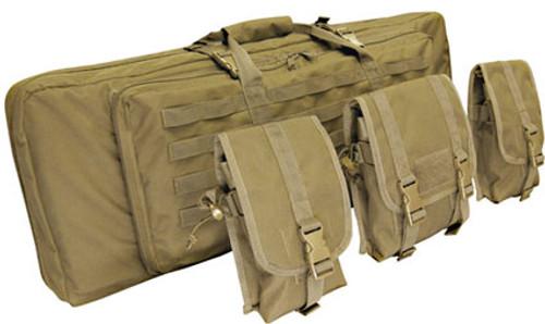 """Condor 152 Double 42"""" Rifle Case"""
