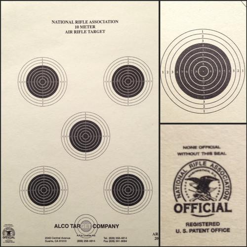 AR-4/5 Air Rifle Shooting Target