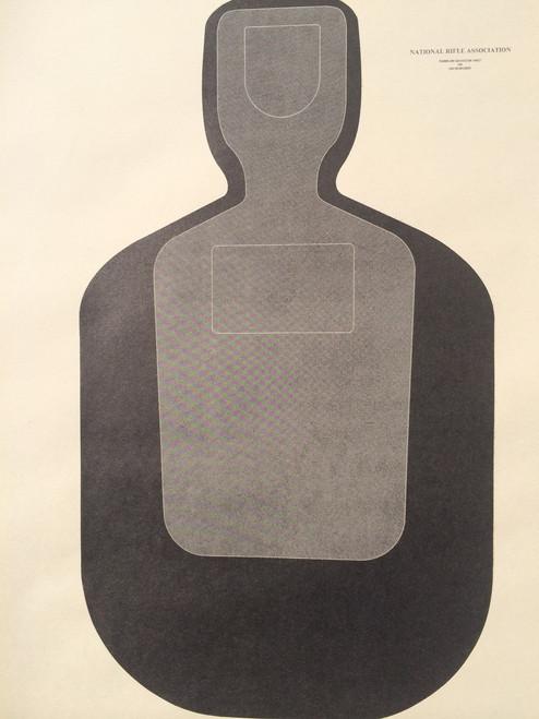 TQ-20 Shooting Target