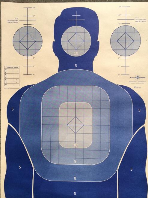 BT-5 SB RPD Shooting Target