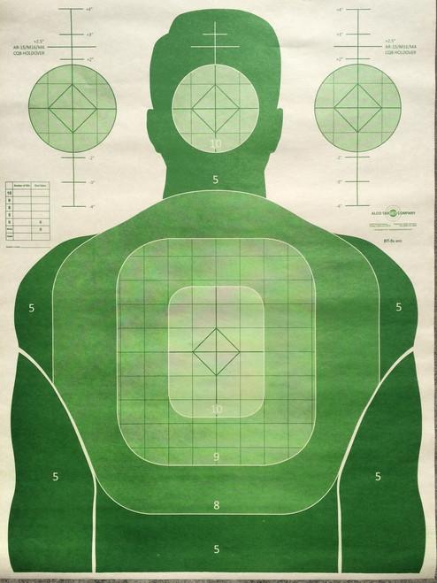 BT-5 SG RPD  Shooting Target