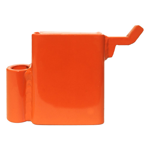 Shooting Target Hook With Hostage Paddle Sleeve for 2x4