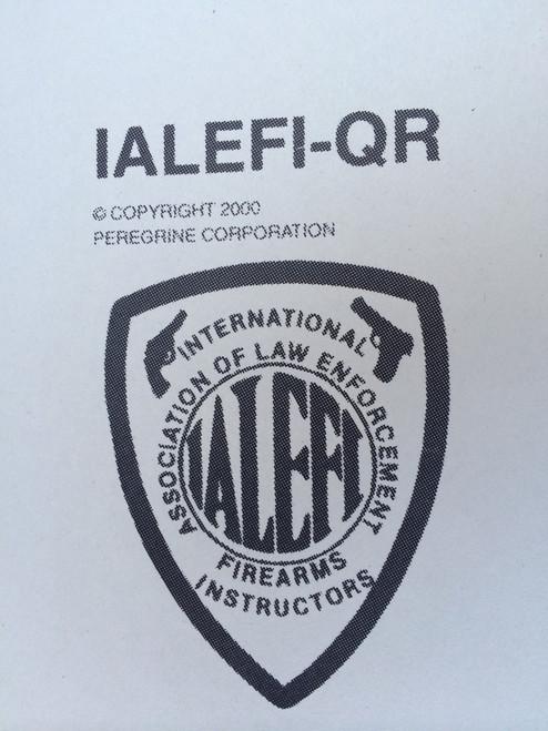 IALEFI-QR Shooting Target