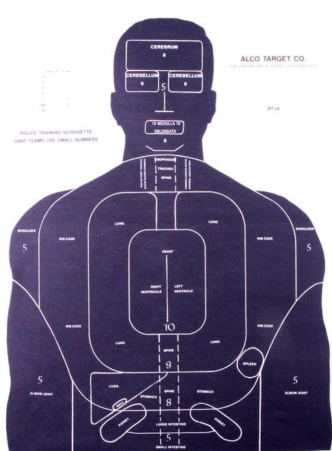 BT-5A Shooting Target