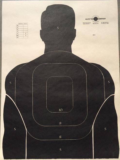 BT-5 Shooting Target