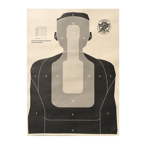 BT-5S/EPD SD350 Shooting Target