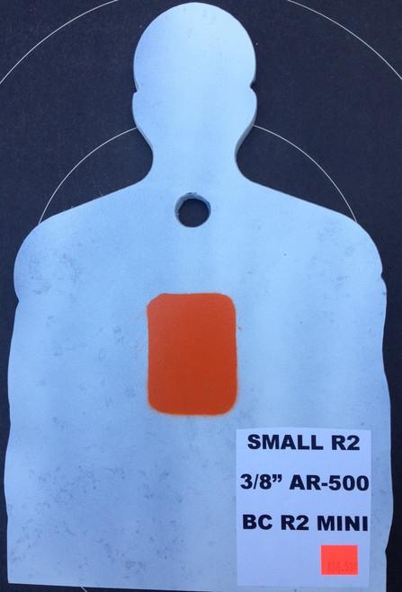 R2 Mini BT-5 Torso Steel Shooting Target Plate