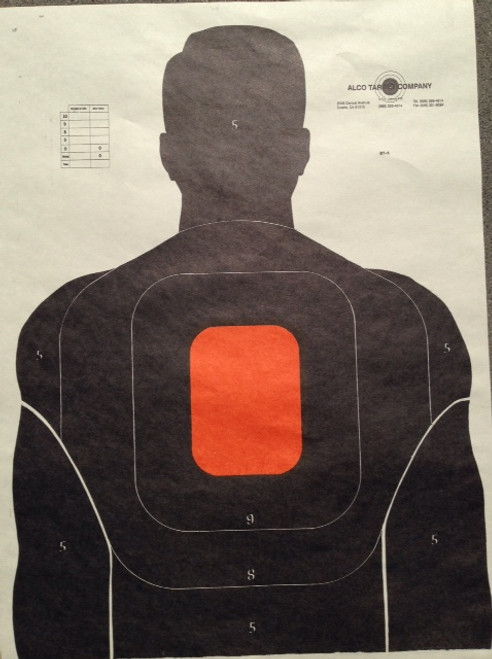 BT-5/2 Shooting Target