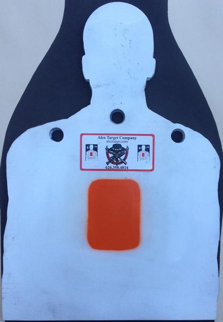 R2 Medium BT-5 Torso Steel Shooting Target Plate