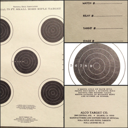 A-51 Shooting Target - Alco Target Company®