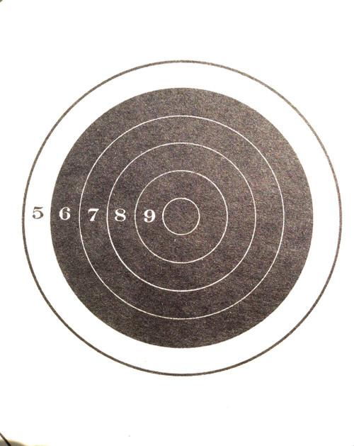 A-7/5 Shooting Target