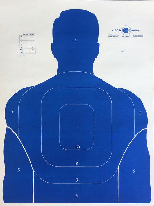 BT-5B 50 Pack Shooting Target