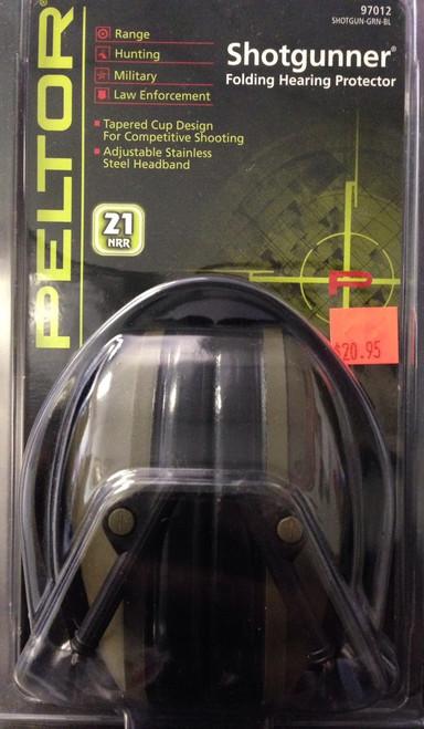 Peltor Shotgunner - Folding Hearing Protection