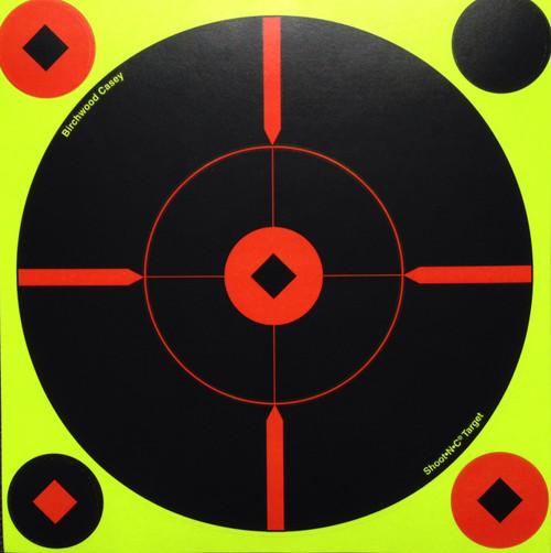 """Shoot-N-C 8"""" Crosshair Reactive Shooting Target"""