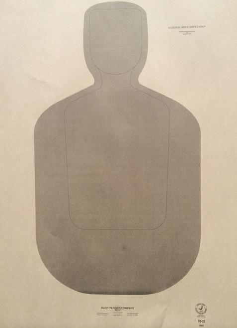 TQ-22 Shooting Target