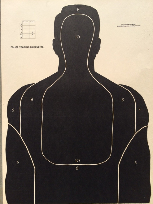 BT-5SD Shooting Target