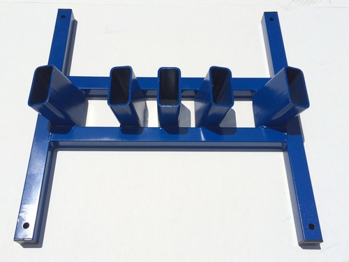 Shooting Target Stand Base Five Finger 5 - 2x4