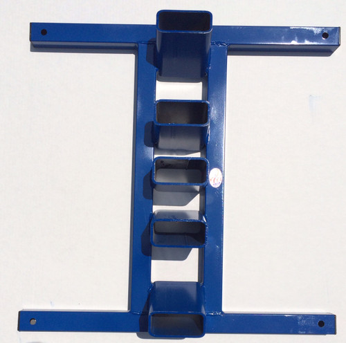 5 Finger Shooting Target Stand (5 -  2x4 slots)