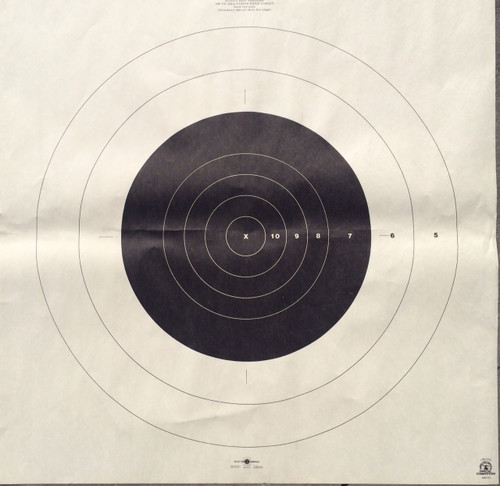 MR-63 Shooting Target