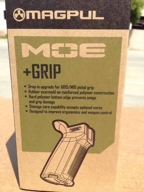MAGPUL MOE +Grip BLK
