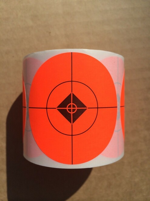 Alco Shooting Target Bundle: 2in1 Fixed Stand, R250 Pasters, and BT-5 100 Pack (your choice)