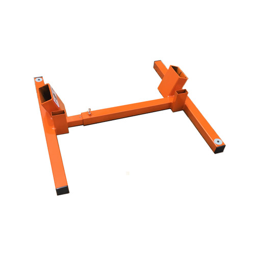 Shooting Target Stand Base Angled 2 in 1 Adjustable