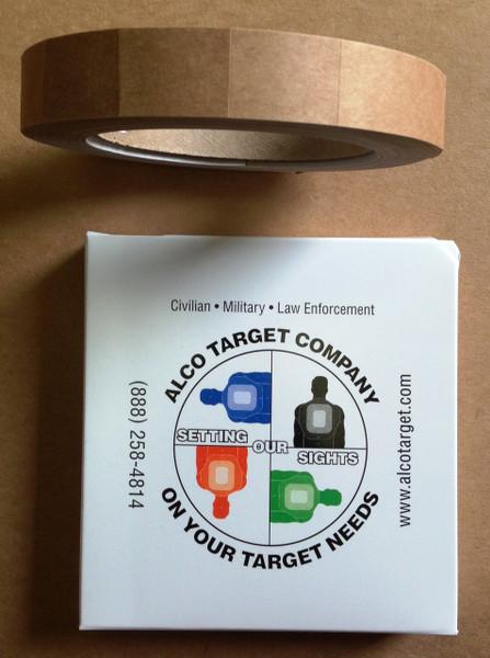 Shooting Target Pasters - TM-1 Kraft Cardboard