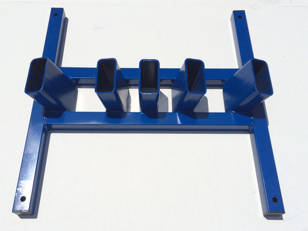 Pleasant Shooting Target Stand Base Five Finger 5 2X4 Cjindustries Chair Design For Home Cjindustriesco