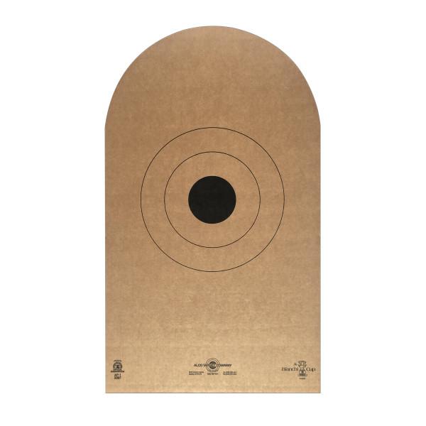 AP-1 CDB Cardboard Shooting Target