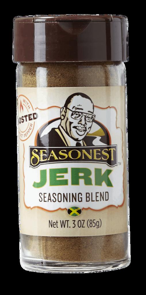 Seasonest Ghost Pepper Jerk Spice Blend