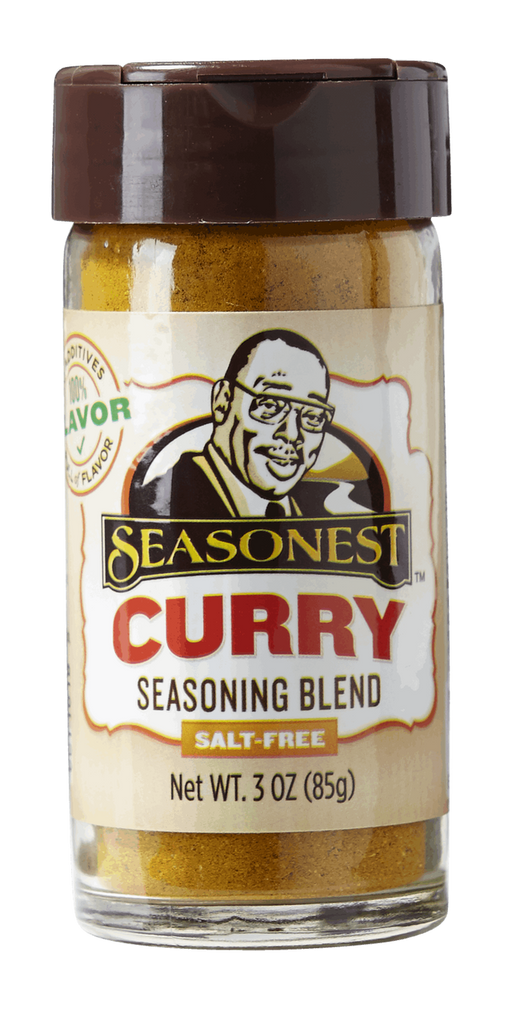 Seasonest Curry Salt-Free Spice Blend